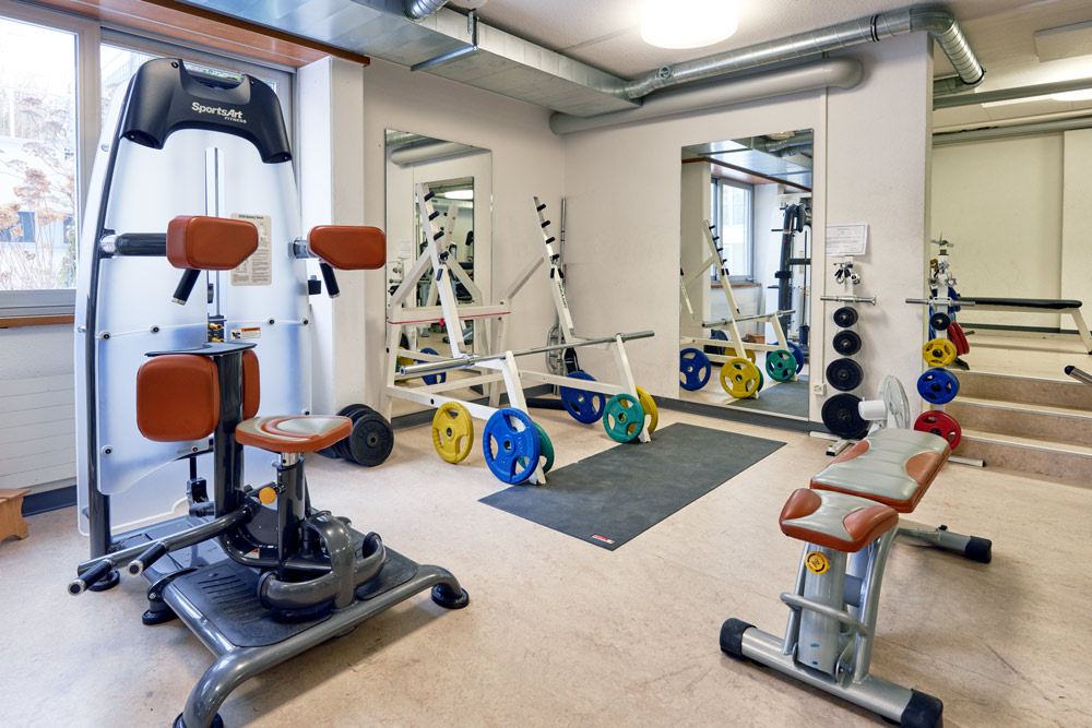 Medical Fitness, Hägendorf, SO. Fitnessraum